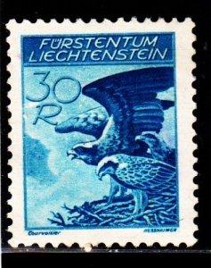 Liechtenstein - #C12 Golden Eagle - Unused NG