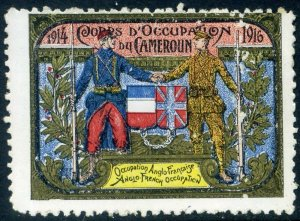 Cinderellas: 1914-16 Anglo-French Occupation Cameroon