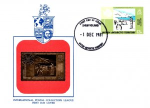 British Antarctic Territory, Worldwide First Day Cover, Polar