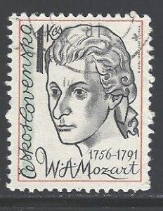 Czechoslovakia Sc # 2355 used (DDT)