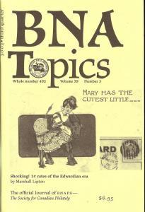 BNA Topics, Whole No. 492, Vol. 59, No. 2, Third Quarter ...