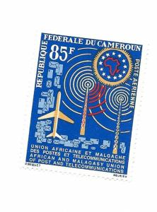Cameroun 1963 - Scott #C47