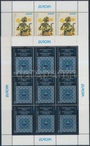 Makedonien stamp Europa CEPT minisheet set 2003 MNH Mi 279-280 WS188890