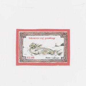 PABAY, British Local - 2001 - Design a Stamp for Pabay - Perf MNH Single Stamp