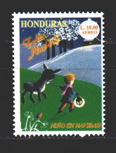 Honduras. 1998. 1421 from the series. Christmas. MNH.