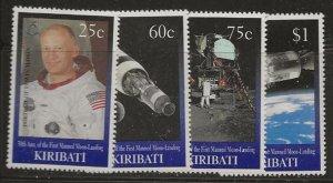 Dollar Special. Kiribati 746-749 nh CV $4.85