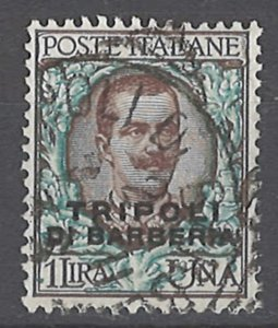 COLLECTION LOT # 2114 ITALY OFFICES IN AFRICA #10 1909 CV=$100