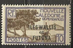 Wallis & Futuna; 1930; Sc. # 48; */MH Single Stamp