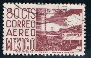 Mexico Stadium 80 - pickastamp (MP6R502)