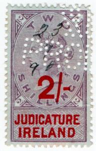 (I.B) QV Revenue : Judicature Ireland 2/-