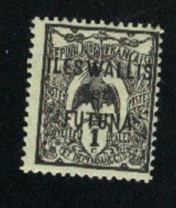 Wallis and Fortuna Islands #1   -2   Mint  1920  PD