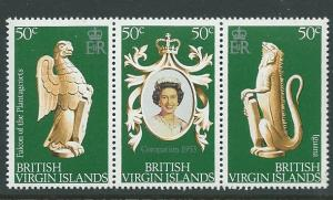British Virgin Islands #337 a-c   (MNH) CV$2.75
