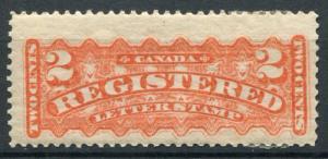 Canada #F1  Mint O.G F-VF