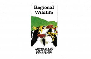 Australian Antarctic Territory 1984 Scott L55. Strip of Five (5).  XF/NH
