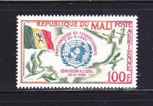 Mali C11 Set MH United Nations