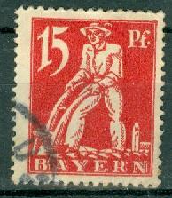 States - Bavaria - Scott 240