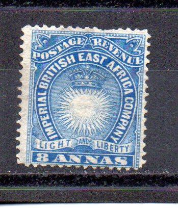 British East Africa 23 MNG
