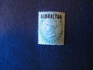 Gibraltar #1 Mint Never Hinged- (AZ6) WDWPhilatelic!