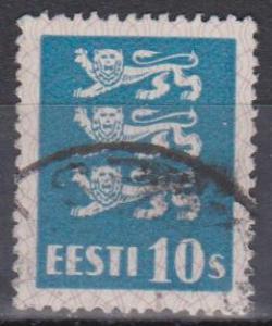 Estonia #95 F-VF Used (ST150)