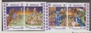 Tuvalu Scott #725-728 Stamps - Mint NH Set