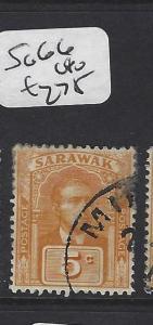 SARAWAK  (P2607B)   5C    SG  66   VFU