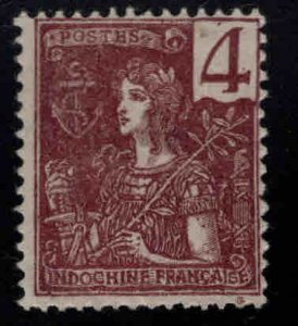 French Indo-China Scott 26 MH*