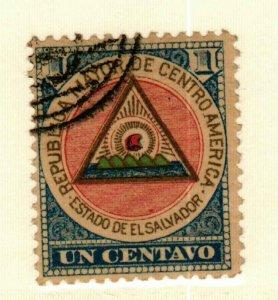 Salvador #175 used