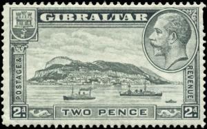 Gibraltar Scott #98 Mint