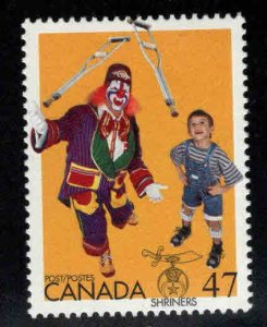 CANADA Scott 1917 MNH** Shriners stamp