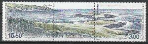 1998 St. Pierre and Miquelon - Sc 672a - MNH VF - 1 pr - Cape Blue Natl Park
