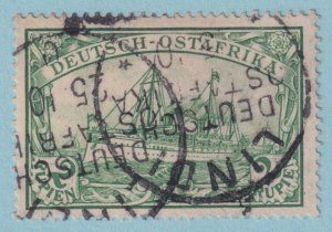 GERMAN EAST AFRICA 20 USED NO FAULTS EXTRA FINE!