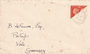 1940, German Occupied Guernsey Island to Vale (C4127)