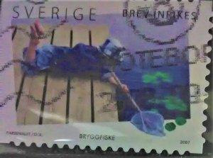 Sweden Scott # 2563a