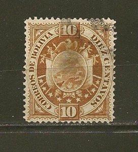 Bolivia 43 Used