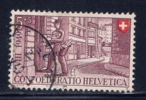 Switzerland B183 Used 1949 Issue
