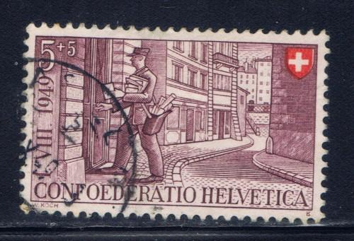 Switzerland B183 Used 1949 Issue