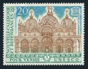 New Caledonia C88,MNH.Michel 513. St Mark's Basilica.UNESCO:Save Venice,1972.