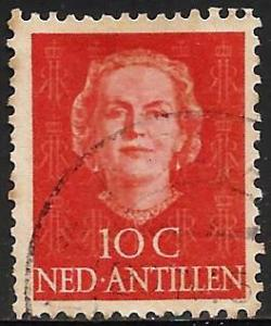 Netherlands Antilles 1950 Scott# 216 Used