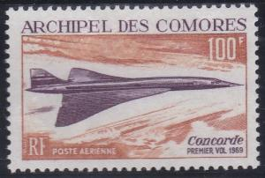 Comoro Islands C29 MNH (1969)