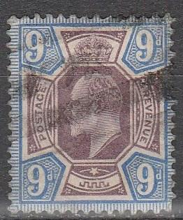 Great Britain  #136  F-VF  Used CV  $70.00  (A8358)