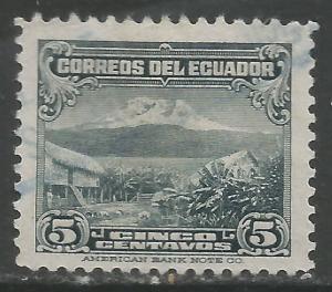 ECUADOR 323A VFU N942