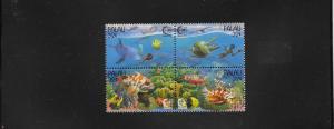 FISH - PALAU #373  MNH