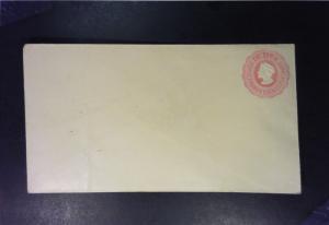 Chile Early 15c Postal Stationary / Light Crease & Pinholes - Z1429