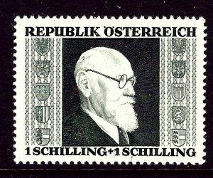 Austria B167 MLH 1946 issue    (ap3224)
