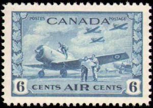 Canada #C7, Complete Set, Never Hinged
