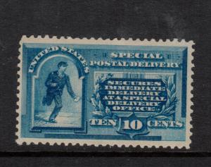 USA #E1 Very Fine Mint Lightly Hinged