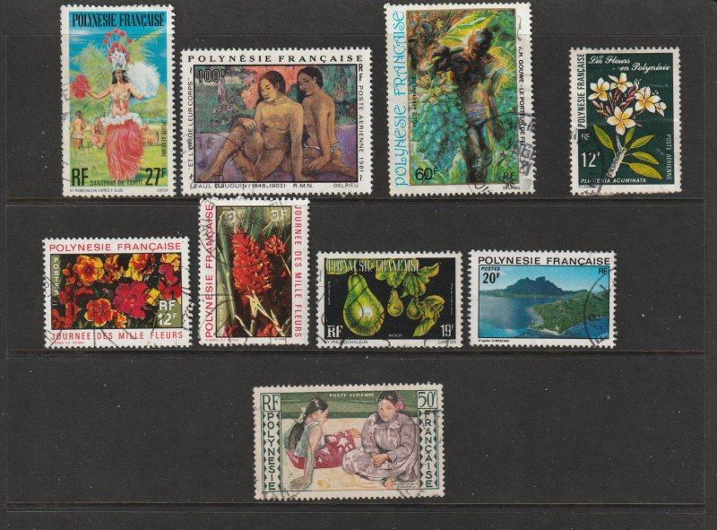 French Polynesia a small used lot
