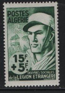 ALGERIA, B73, HINGED, 1954, Foreign Legionary