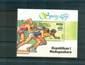 Malagasy - Madagascar, Sc# 1271. 1994 Sports NH $3.25.