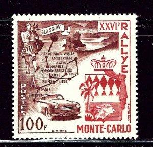 Monaco 365 MH 1956 Auto Rally    (ap2879)
